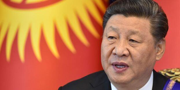 中國國家主席習近平 2019年6月17日照片