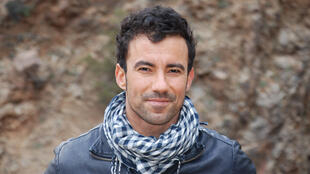 Yamen Manai, lauréat du Prix des cinq continents de la francophonie pour son roman « L'Amas ardent », publié aux éditions Elyzad.