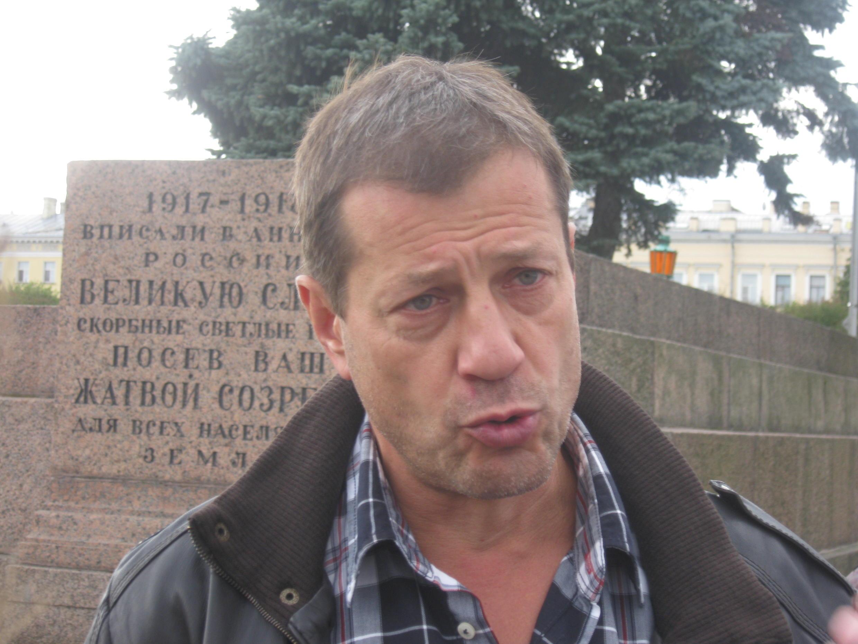 Депутат Городского законодательного собрания Санкт-Петербурга Алексей Ковалёв