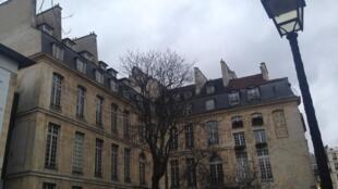 La Maison européenne de la photographie, à Paris.