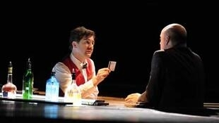 Robert Lepage se lance ici dans un ambitieux «Jeux de cartes», en 4 pièces qui verront successivement le jour de 2012 à 2015 : Pique, Coeur, Carreau, Trèfle.