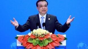 中国总理李克强在2016博鳌论坛开幕式演讲 2016 03 24