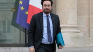 Le secrétaire d'Etat chargé du Numérique se porte candidat pour les élections municipales en 2020 à Paris.