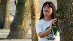 vietnam - pham doan trang - blogger 20201007