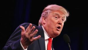 Donald Trump, futuro presidente americano