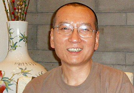 Giải Nobel Hòa Bình Lưu Hiểu Ba, một trong những nhà bất đồng chính kiến nổi tiếng nhất của Trung Quốc.