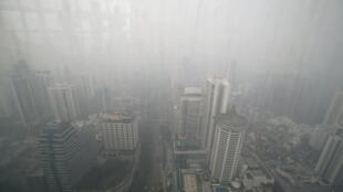 China já avisou que o seu pico de poluição vai acontecer por volta de 2030.
