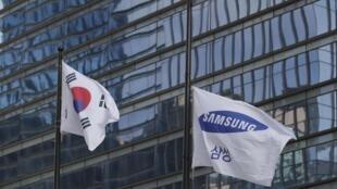 Le conglomérat Samsung, qui pèse pour 20 % des richesses de la Corée du Sud, s'inscrit dans la tendance économique du pays qui renoue avec la croissance.