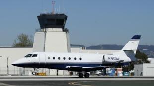 Aeroporto em Santa Monica, na Califórnia