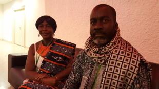 Tonian Amalaman, président de l'Autorité de régulation de la restauration et des métiers de l'Alimentation en Côte d'Ivoire.