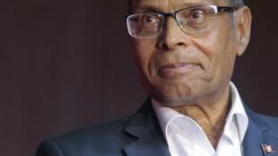 Moncef Marzouki.