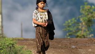 Guatemala es el país latinoamericano con más niños desnutridos.
