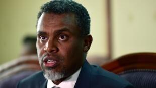Noordin Hajji, le directeur des poursuites pénales du Kenya.