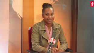 Laura Georges, ex-joueuse internationale de football, secrétaire générale de la Fédération française de football.
