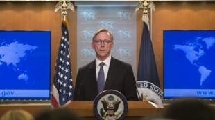 برایان هوک، مدیر گروه «اقدام برای ایران»