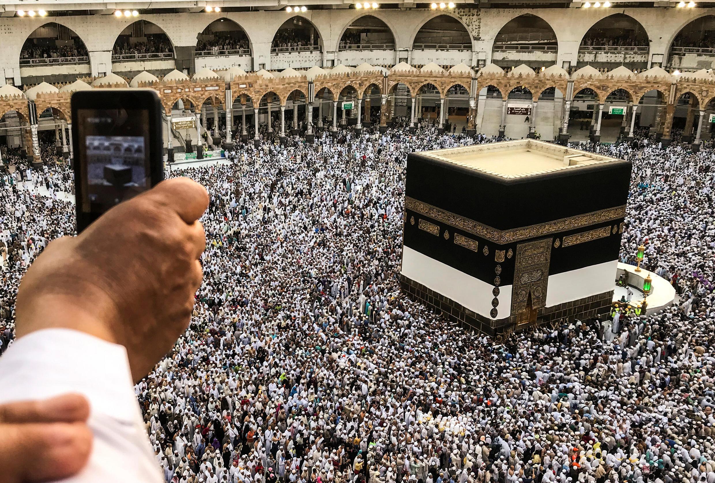 Masallacin Kaaba.