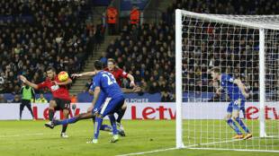 Leicester City  na fafatawa da West Bromwich Albion a gasar Firimiyata Ingila