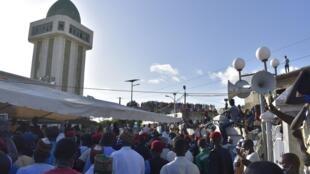 Le quartier Médina Baye de Kaolack a refusé du monde aux obsèques du khalife des Niassènes