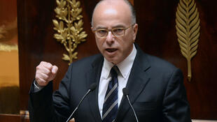 French Interior Minister Bernard Cazeneuve