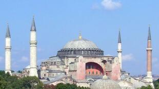 La Sainte Sophie à Istanbul