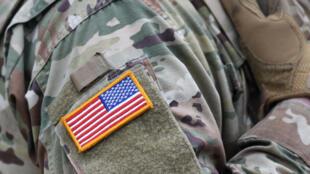 Armée américaine états-unis illustration