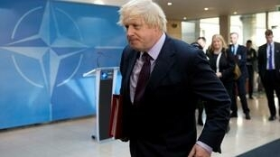 Boris Johnson, primeiro-ministro britânico.