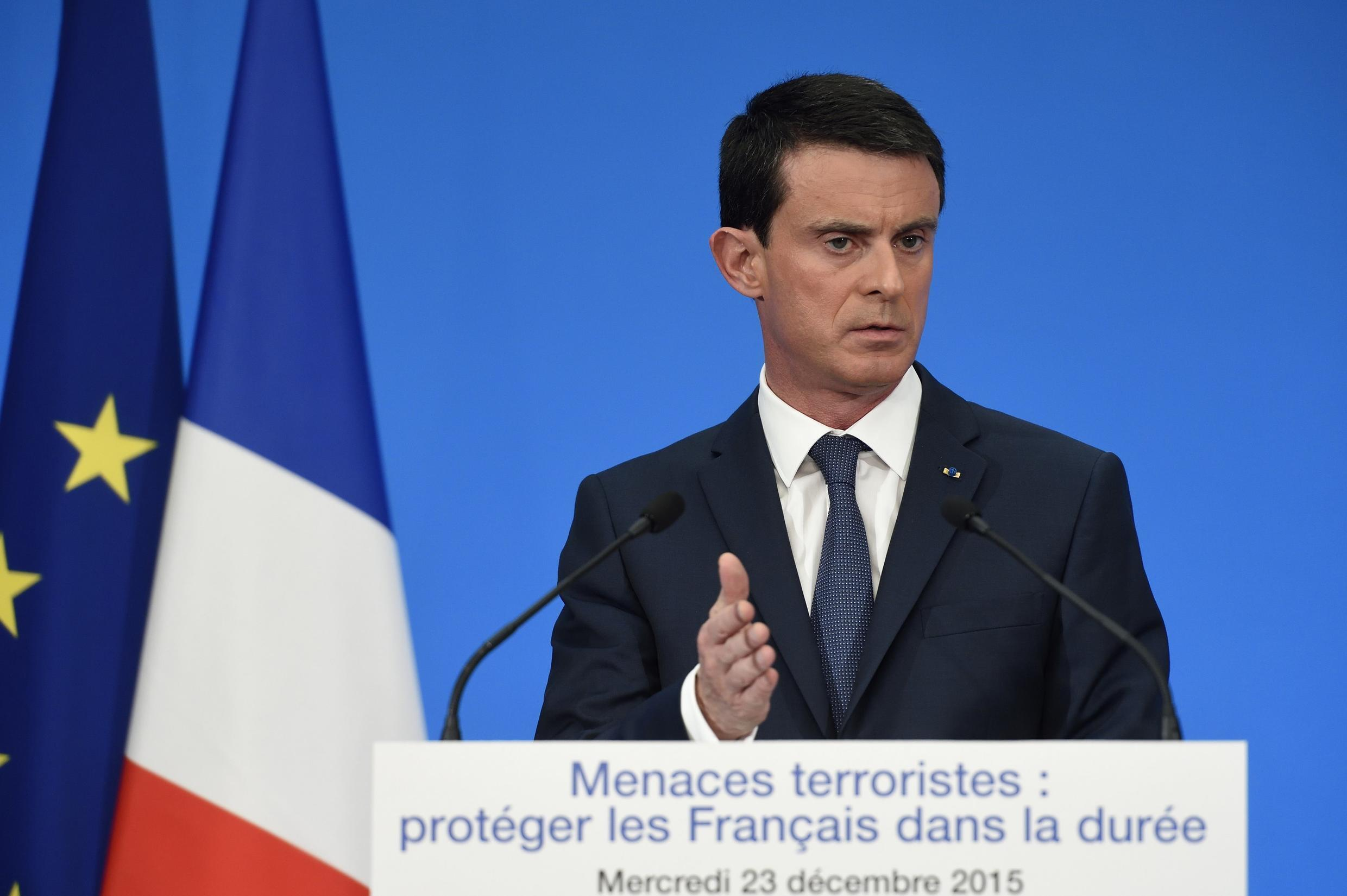 French Prime Minister Manuel Valls said that the parliamentary debate on the reform proposal will take place from February 3.