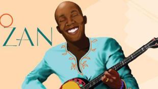 Pochette du tout dernier album de Bélo, «Dizan», qui réunit ses plus grands succès et des morceaux originaux, pour fêter dix ans de carrière en Haïti et à l'international.