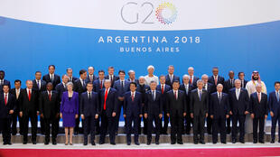 阿根廷二十國集團峰會被視為是最分裂的一次峰會