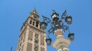 La Giralda à Séville.