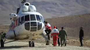 به گزارش رسانههای ایران، سخنگوی سپاه پاسداران اعلام کرد که بالگردهای نیروی هوا فضای سپاه، لاشه این هواپیما را در ارتفاعات کوه دنا پیدا کردند.