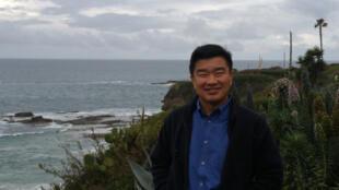Tony Kim, một trong ba công dân Mỹ bị cầm tù tại Bắc Triều Tiên. Ảnh chụp tại California vào năm 2016, do gia đình cung cấp cho Reuters ngày 11/03/2018.