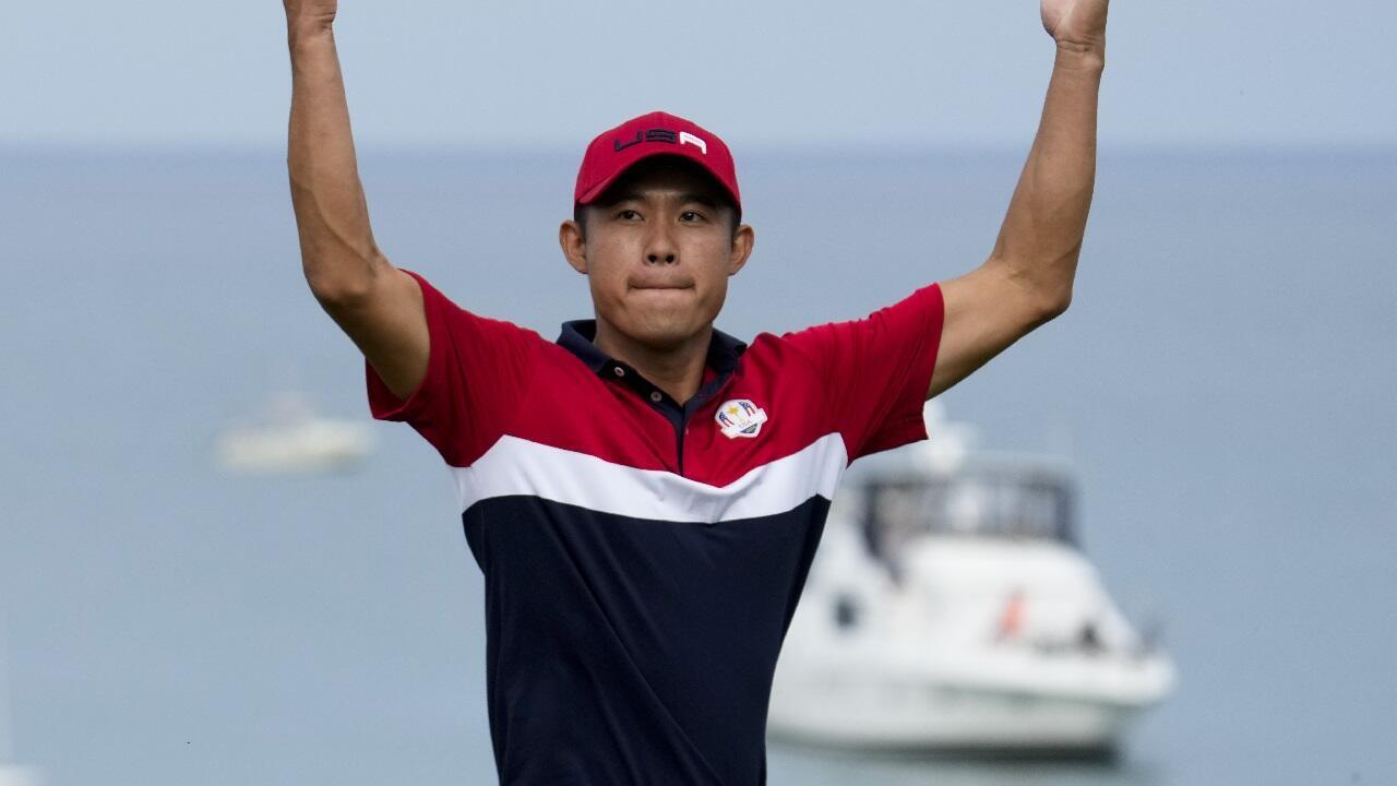 PHOTO Collin Morikawa - Golf Ryder Cup - 26 septembre 2021