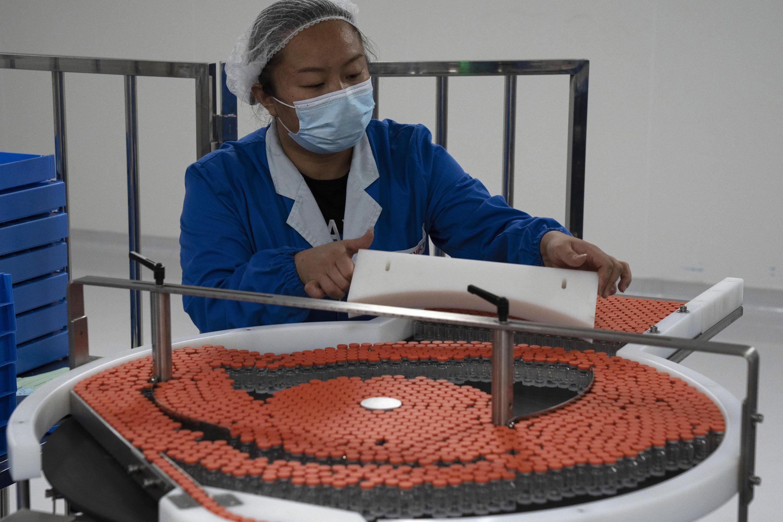 Production vaccin Coronavirus Chine