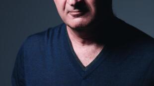 Portrait de l'écrivaint Laurent Seksik.