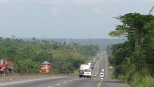Babbar hanyar dake sada birnin Abuja da Kaduna.