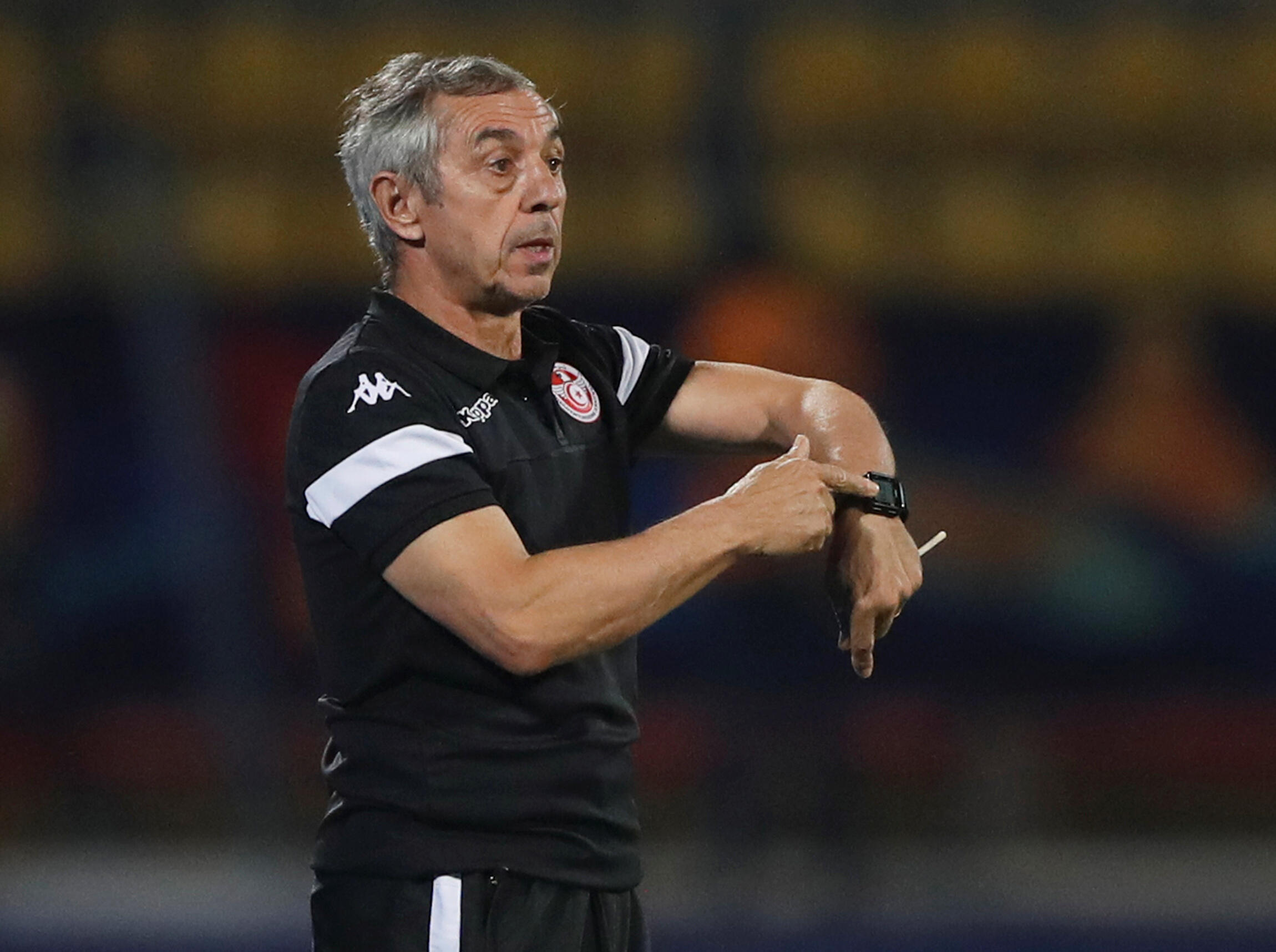 """""""Can I get a sub on ref?"""" Alain Giresse's replacements were game changers in the last 16 clash against Ghana."""
