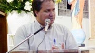 O religioso brasileiro Ilson de Jesus Montanari,  novo secretário da Congregação dos Bispos de Roma.