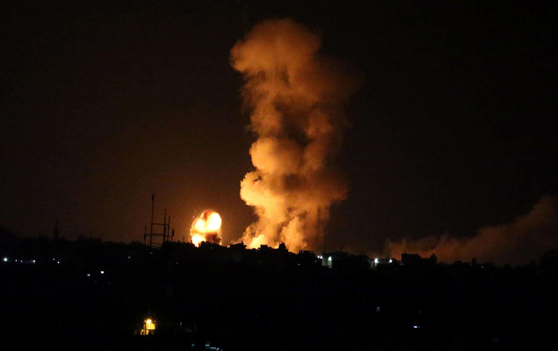 O Cessar-fogo acontece após intensos bombardeios israelenses contra a Faixa de Gaza, nesta sexta-feira 20 de julho de 2018.