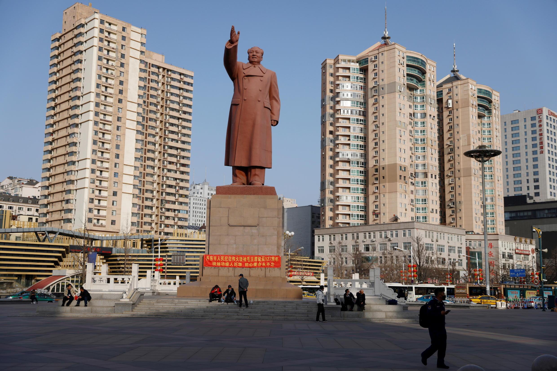 CHINA-NORTHKOREA-mao-zedong-parti communiste chinois-Chine