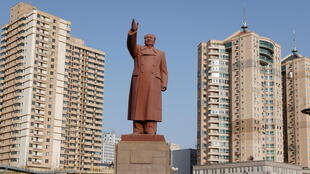 CHINA-NORTHKOREA-mao-zedong-parti communiste chinois-Chine