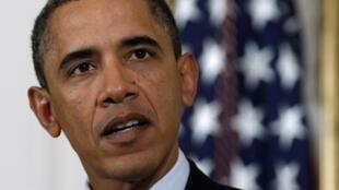 សំរាប់លោក Barack Obama គឺជាវិបត្តិអន្តរជាតិដ៏ធ្ងន់ធ្ងរទី១ ដែលតម្រូវឲ្យដោះស្រាយ