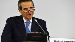 Rafael Mariano Grossi, embajador argentino en Viena ex director adjunto de la  OIEA
