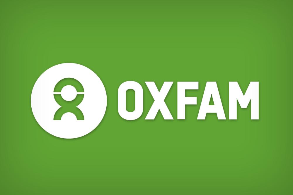 یکی از بزرگترین گروههای بینالمللی امدادرسانی برای ریشهکن کردن فقر، گرسنگی و بیعدالتی،OXFAM
