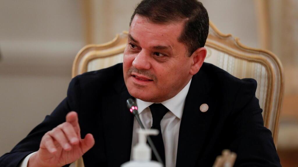 Niger: visite de travail du Premier ministre libyen Abdel Hamid Dbeibah