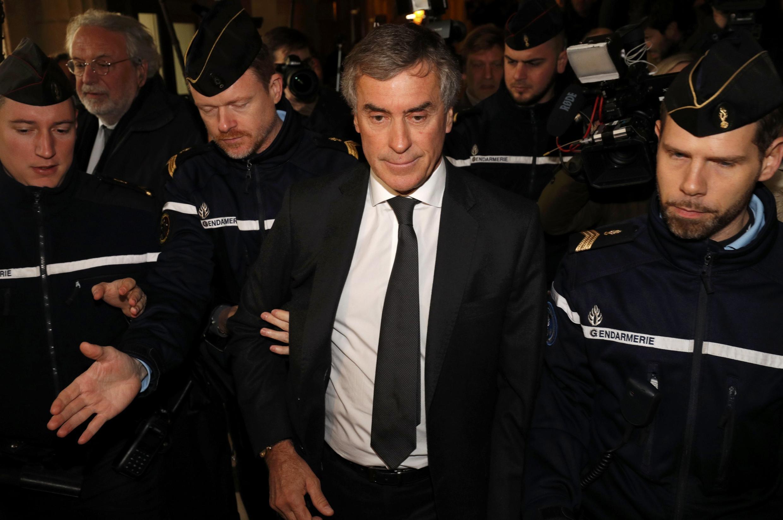 Foto de arquivo : O ex-ministro francês da Economia e Finanças, Jérôme Cahuzac