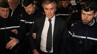 O ex-ministro francês do Orçamento, Jérôme Cahuzac.