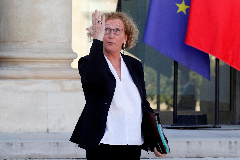 Министр труда Франции Мюриэль Пенико