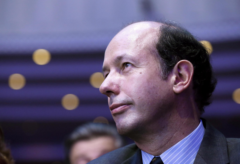 Louis Giscard d'Estaing.