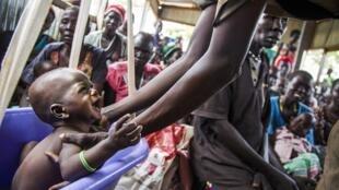 قاره آفریقا تنها قاره ای است که فقر بی حد در آن در حال گسترش است.